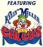 Featuring the Kelly Miller Circus